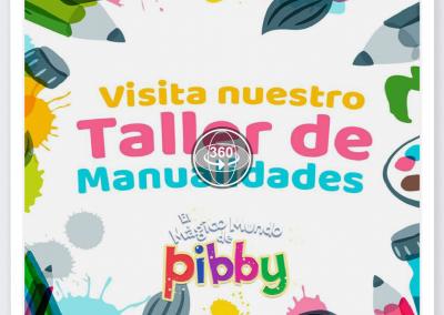 El Mágico Mundo de Pibby
