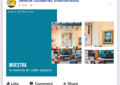 Selene Gutierrez Interiorismo