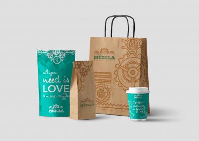 Packaging La Mezcla