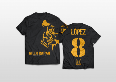 Uniforme Apex Rapax